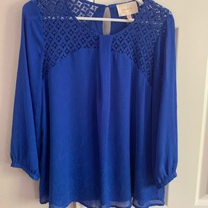 Skies are Blue blouse, size small